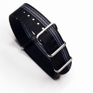 Motorcycle Racing Inspired Nylon Watch Strap for Vintage and Modern Wristwatch Chronograph automatic